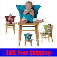 Wholesale 2013 Hot Sale Brand New High quality Baby Eat chair Seat belt Portable Children dining chair belt colors