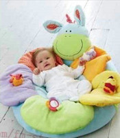 Wholesale Hot New Arrival ELC Blossom Farm Sit Me Up Cosy Baby Seat Baby Play Mat Play Nest Baby Soft Sofa Small