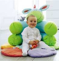 Wholesale Brand New ELC Blossom Farm Sit Me Up Cosy Baby Seat Baby Play Mat Play Nest Baby Soft Sofa Small