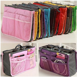 Wholesale Hot ladies Women Nurse Insert Handbag Pouch Purse Travel Organizer Insert Bag