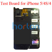 Wholesale LCD Display with Touch Screen Digitizer Tester Test Board for iPhone S AF691 in Test Frame AF691