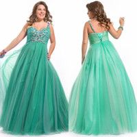 A-Line Modern Beads New Arrival Aqua One Shoulder Crystals Beading Bandage Plus Size Prom Dress Party Dress Ball Gown