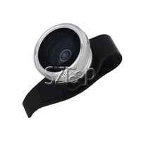 Wholesale 180 Degree Detachable Fish Eye Lens for Mobile Phone Digital Camera IPAD2
