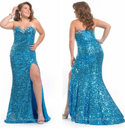 Wholesale 2013 new design Cheap Luxury crystal Formal Evening Dresses Wear Prom Sequins Mermaid Lace up Gowns Plus Size Special Occasion Dresses