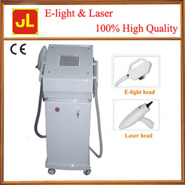 Wholesale 2013 Popular IPL amp E light amp Laser beauty machine JL