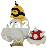 Wholesale Super Mario Brothers quot Lakitu Spiny Cloud Plush Doll
