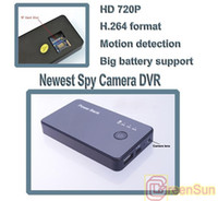 Wholesale New MP Power Bank DVR Motion detection Spy Audio Video Camera Motion Detection mah in stock now