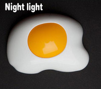 LED baby delicious - Authentic delicious poached pat lamp energy saving lamp night light baby sleep child creative egg light