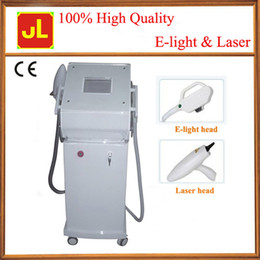 Wholesale Top IPL E light RF Laser beauty machine for permanent hair removal machine