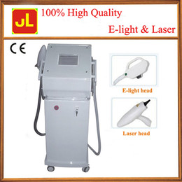 Wholesale IPL amp E light amp Laser hair removal JL