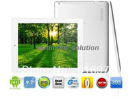 Wholesale inch Capacitive Screen Android Tablet PC Teclast P98 Dual Core Rockchip RK3066 G RAM G ROM Externa G