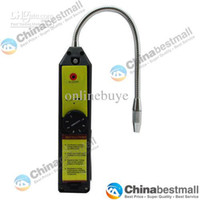 Wholesale Automatic Halogen Freon HFC Refrigerant Gas Leak Detector Gas Analyzers leak check Chinabestmall Chinabestmall