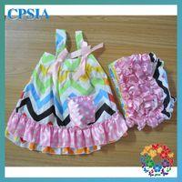 chevron clothing - chevron swing set cotton swing top bloomer set baby clothing set