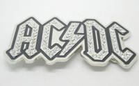 Buckles ac dc belt buckles - ROCK WORLD EAST AC DC BELT BUCKLE