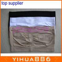 Wholesale YOGA Sports bra Seamless Bandeau Bra colors