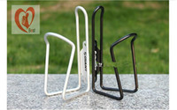 Water Bottles Cages aluminum water bottle - New Bike Bicycle cycling Aluminum Water Bottle Holder Cage