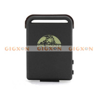 Wholesale New Car Person GPS Tracker Realtime GSM GPRS GPS Track DEVICE TK102B