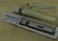 Wholesale Magic Wand Massager AV Vibrator Massager Personal Full Body Massager HV R US AU UK EU Plug