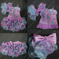 Cheap Little Girls Pageant Bridesmaid Dance Party Princess Ball Gowns Formal Dress Pretty Cute Dresses for Little Girl Kid dhyz 03