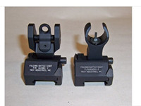 Wholesale New Type TROY INDUSTRIES FRONT amp REAR FOLDING SIGHT COMBO