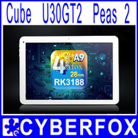 cube u30gt2 - 10 inch Cube U30GT2 Peas RK3188 Quad Core IPS Android GHz Bluetooth HDMI GB MP Tablet PC