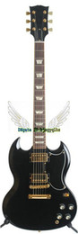 New Arrival Black SG Model Electric Guitar Wholesale Guitars High Quality