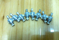 Electronic Cigarette Atomizer STAINLESS 2013 DIY PRO TANK COIL 10PCS Free shipping