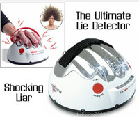 Wholesale Shocking Liar Electric Ultimate Shock Lie Detector Pocket Polygraph truth Electronic Gadget