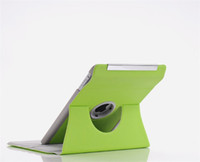 """Smart Cover/Screen Cover 7.9'' For Apple Cheap iPad 360 Mini Degree Rotating Folio Stand Leather Case Stand For 7.9""""inch Tablet pc mix colors best quality"""