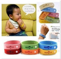 Wholesale Mosquito Repellent Bracelet Mosquito Bangle Mosquito Repellent Wrist Baby Mosquito Hand Ring