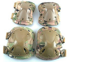 Wholesale Transformers Tactical paintball protection knee pads amp elbow pads set cp