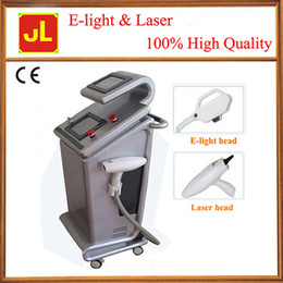 Wholesale Nova IPL amp E light amp Laser hair removal equipment JL