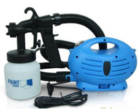 Paint Spray Gun airless sprayer gun - 8pcs Hot Sale Paint Zoom Electric Paint Sprayer Gun Multi functional Paint Zoom