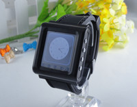 Wholesale Ultrathin inch HD LCD Touch Screen Unlocked Watch Mobile Phone with MP3 MP4 Bluetooth SOS AK812