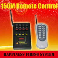 Wholesale 2 pieces CE passed channels cues M Wireless Remote Control Fireworks Firing System DB04r