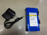 Wholesale 12V Rechargeable Li on Battery mAH Portable CCTV Long time working H351