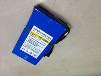 Rechargeable 12v battery - DC V Portable mAh Li po Super Rechargeable Battery Pack H351