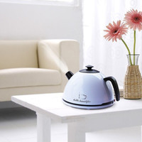 Wholesale Novelty Gift Kettle Humidifier SYYP Mini Anion Ultrasonic Air Humidifier white red yellow V