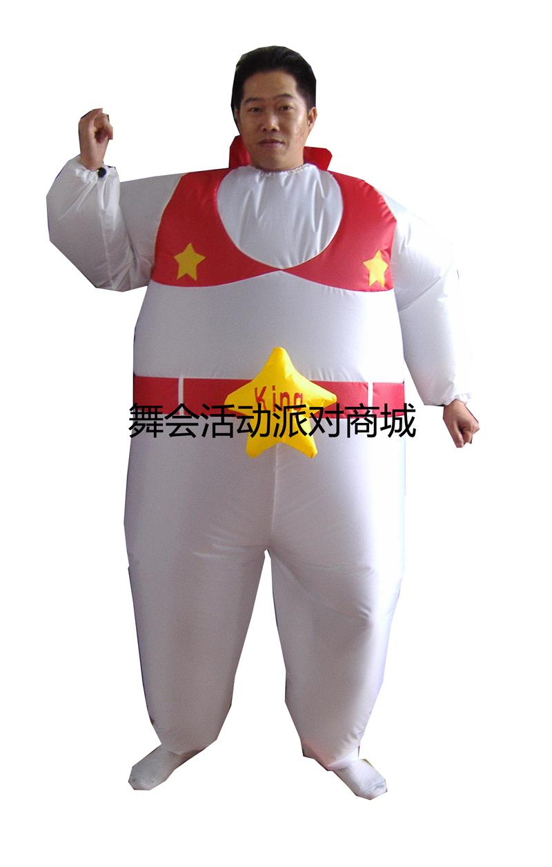Inflatable christmas fancy dress costumes images