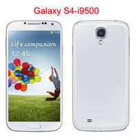 "HDC 4.7 Android S4 SIV 1:1 i9500 GT-i9500 N9500 H9500 4.7"" MTK6589 Quad core 1.2GHZ 1GB RAM Android 4.21 3G Smart S4 1:1 Single Micro Sim 8.0MP Original box"