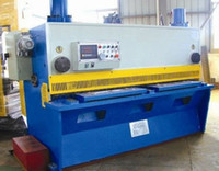 Wholesale CNC Hydraulic Guillotine Shearing Machine