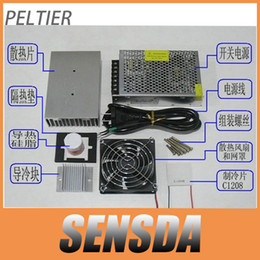Wholesale cooling system learning packages Thermoelectric Cooler Peltier TEC1 Cold plate r
