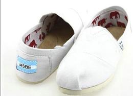 Wholesale - - fashion solid color canvas shoes couple soft soled dance shoes