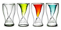 Wholesale 2014 Hot Item Mermaid Cup Glass Beer Mug Glassware Y4025B