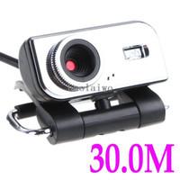 Wholesale PC Laptop USB Mega HD Webcam Video Web Cam Camera for Computer PC Peripherals