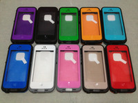 Best Quality 15 Colors WaterProof Case For Iphone 4 4s 5 5g ...