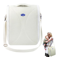Wholesale Two in one Nappy Bag Mummy Package Bed Multifunctional Nappy Bag Storage Bag Bed Baby Bed