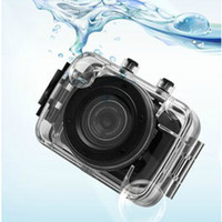 Wholesale 720P HD Extreme Sports Action Camera m underwater Waterproof Sports digital Camera Camcorder gift DV Video