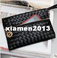 other other Handbags New fashion women lady handbag envelope clutch bag wrist wallet! leather wallet long wallet famous brand ladies wallet design