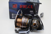 Fly Fishing Christmas  Spinning Fishing Reel 11+1 Ball Bearings SW-6000